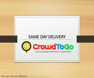 Same day delivery wordpress