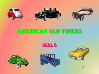 American old timers