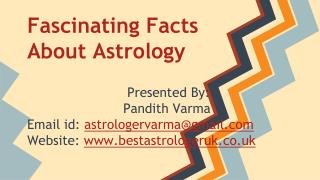 Best Astrologer