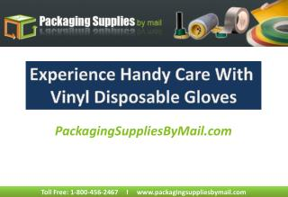 How To Use Powder Free vinyl Disposable Gloves For Cooking