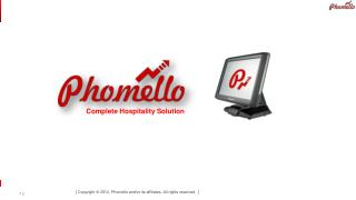 Phomello Hospitality Solution Kuwait - Point of Sale System