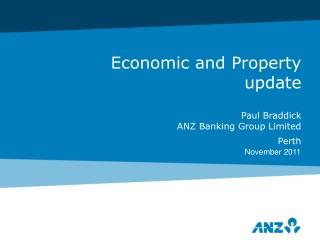 Economic and Property update