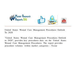 United States Wound Care Management Procedures Outlook To 20