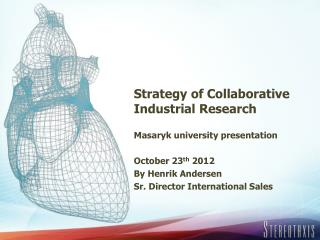 Strategy of Collaborative Industrial Research