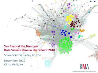 See Beyond the Numbers: Data Visualization in SharePoint 2010