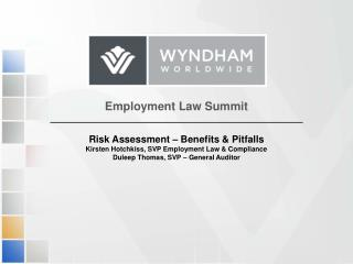 Employment Law Summit