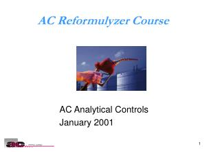AC Reformulyzer Course