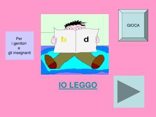 IO LEGGO