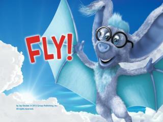 We will fly We will fly We will fly!