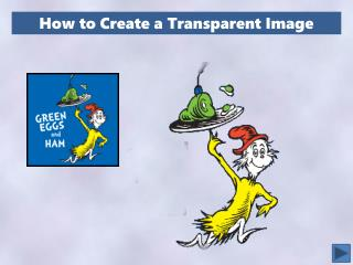 How to Create a Transparent Image