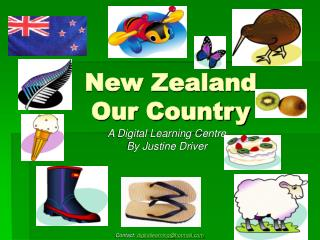 New Zealand Our Country