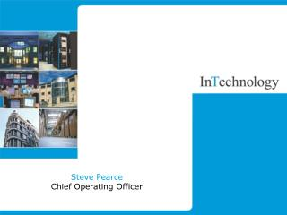 Steve Pearce  Chief Operating Officer