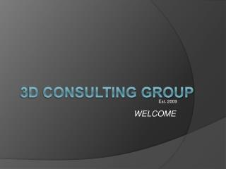 3D Consulting Group