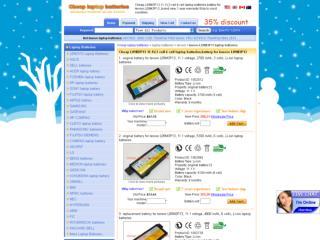 LENOVO IdeaPad U150 battery at cheap-laptop-batteries.com
