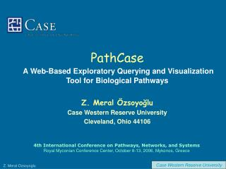 PathCase A Web-Based Exploratory Querying and Visualization Tool for Biological Pathways