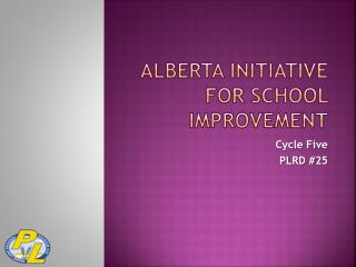 Alberta Initiative for School Improvement