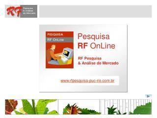 Pesquisa  RF  OnLine
