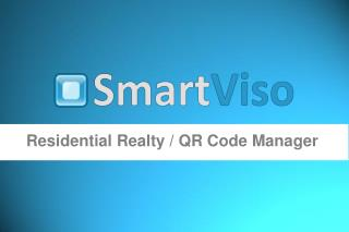 Residential Realty / QR Code Manager