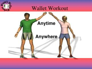 Wallet Workout