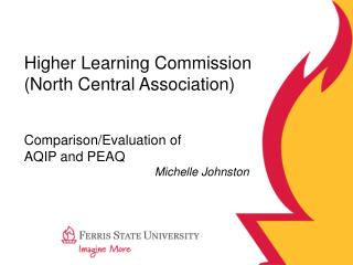 Higher Learning Commission (North Central Association)