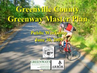 Greenville County Greenway Master Plan