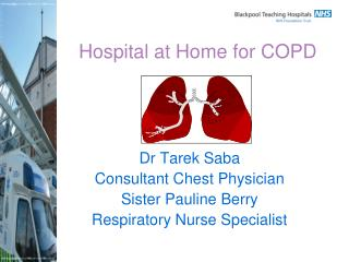 Hospital at Home for COPD