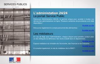 L'administation 24/24