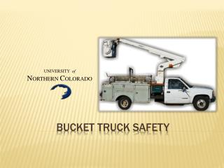 bucket truck safety