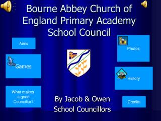 Bourne Abbey Church of England Primary Academy School Council