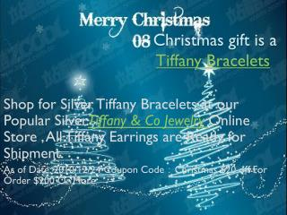 Tiffany Bracelets of Christmas gifts