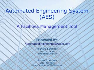 Automated Engineering System AES