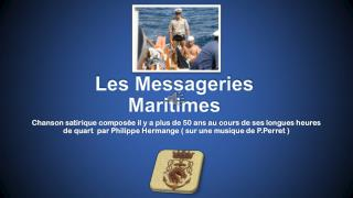 Les Messageries Maritimes
