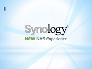 About Synology