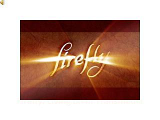 Firefly: Living on in Transmedia