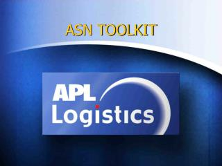 ASN TOOLKIT