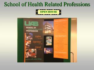 School of Health Related Professions