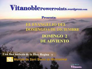 V ita noble P ower P o ints . wordpress  Presenta: