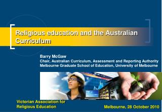 Religious education and the Australian Curriculum