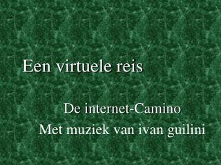 Een virtuele reis