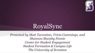 RoyalSync