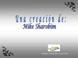 Mike Sharobim
