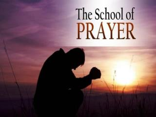 The Positions of Prayer Whatever we pray for should interest and deeply concern us.