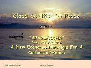 Global Coalition for Peace