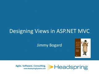 Designing Views in ASP.NET MVC