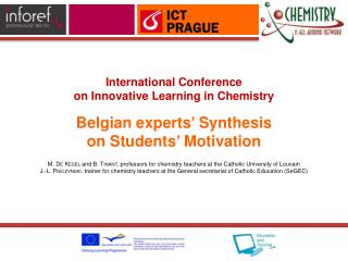 International Conference on Innovative Learning in Chemistry
