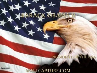 BARACK OBAMA ii wallcapture