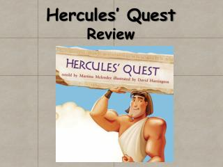 Hercules' Quest Review