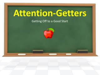 Attention-Getters