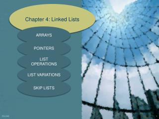 Chapter 4: Linked Lists