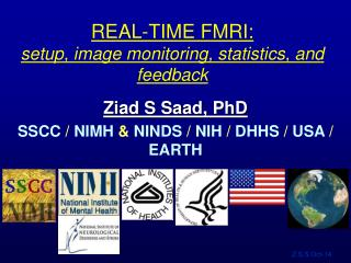 REAL-TIME FMRI: setup, image monitoring, statistics, and feedback